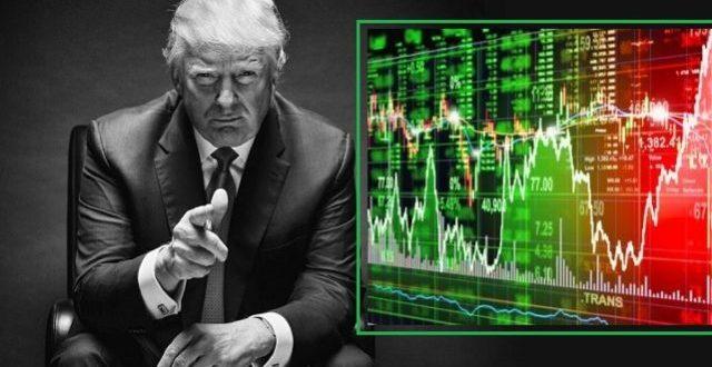 Резултат с изображение за тръмп икономика